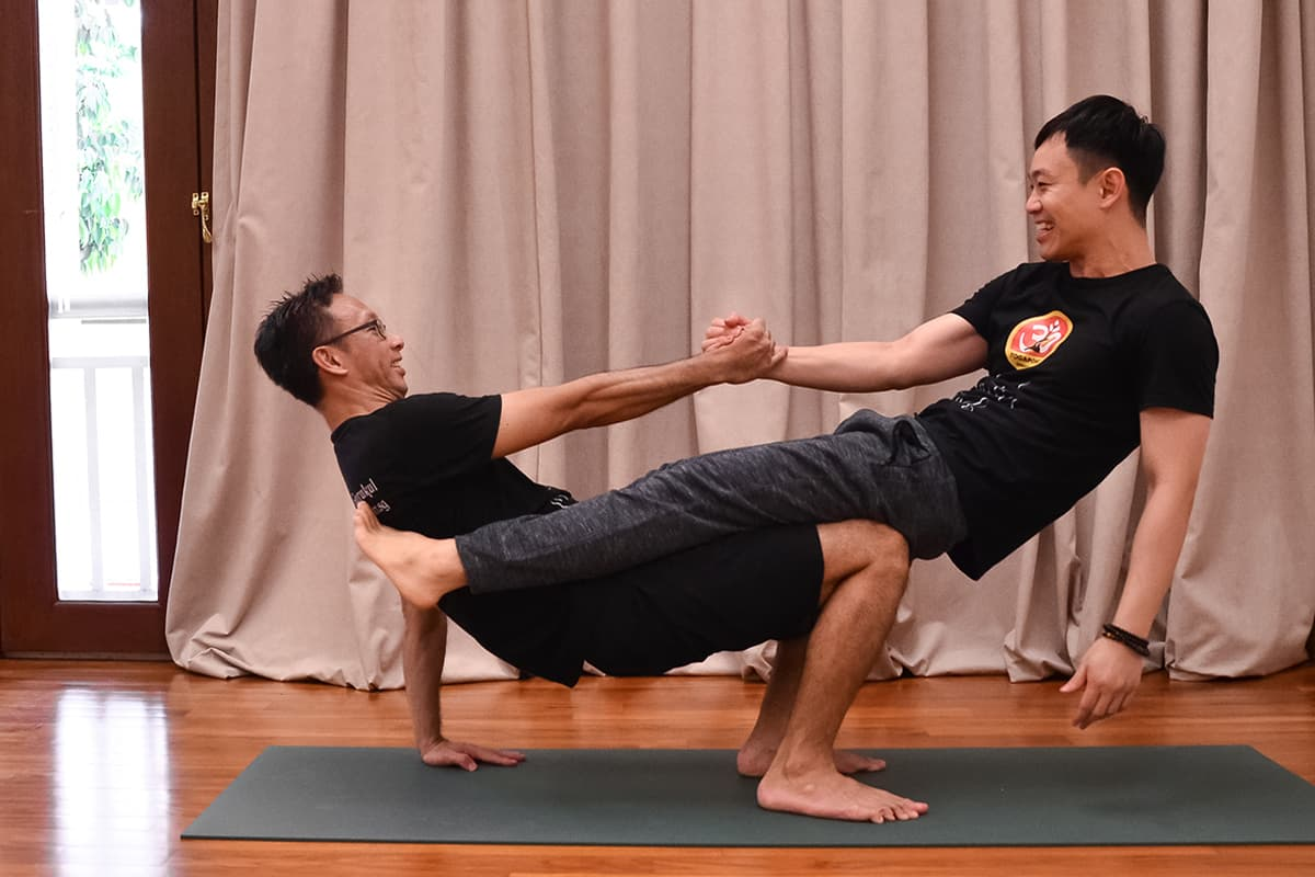 Yoga Assisted Stretch