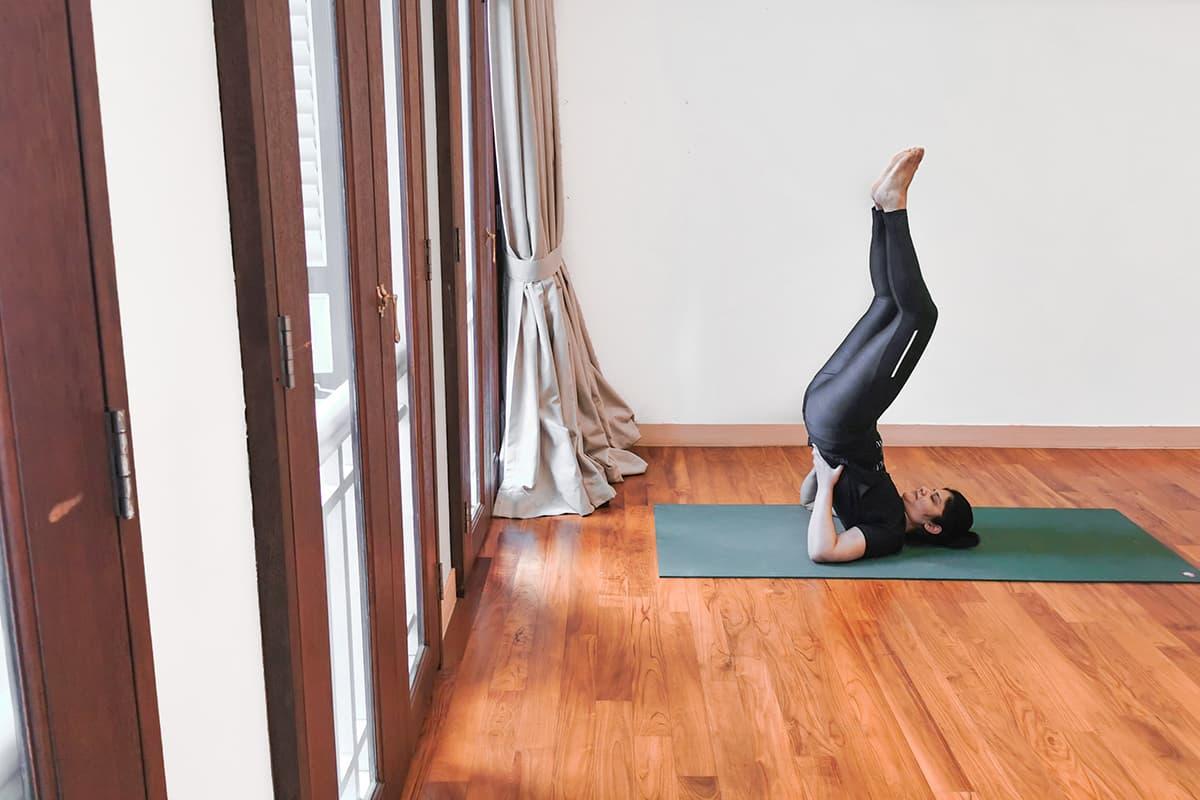 Yoga Sopan